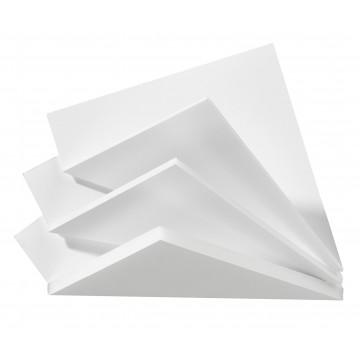 Cartón pluma  de 5 y 10 mm